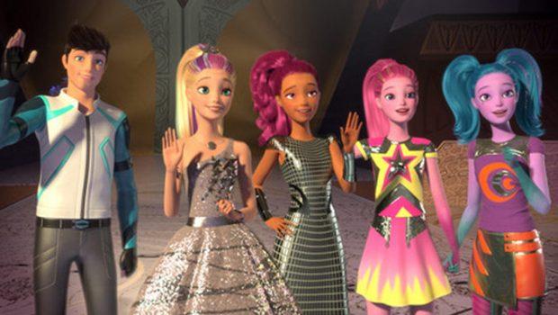Barbie in Starlight Adventure