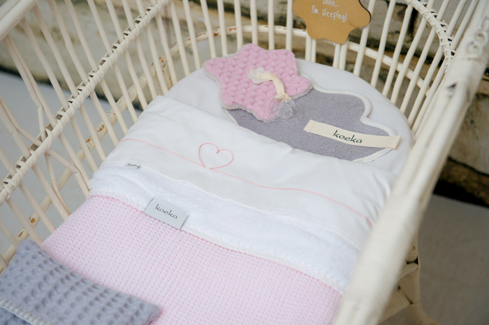 koeka mix en match interieur babykamer