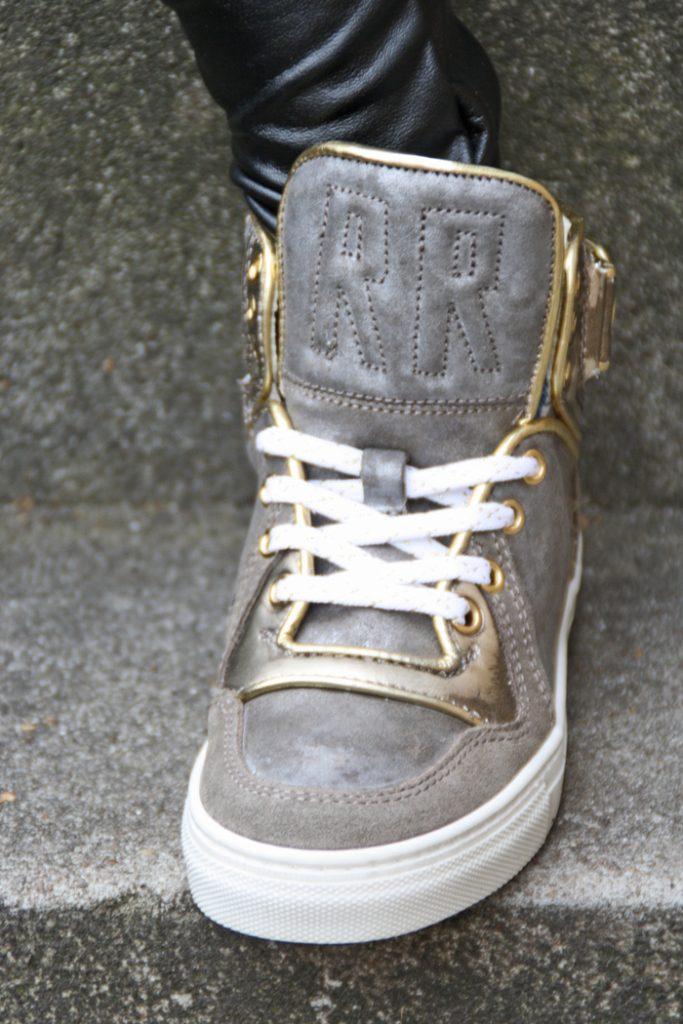 stoere Meisjes sneakers, redrag sneakers, kindersneakers