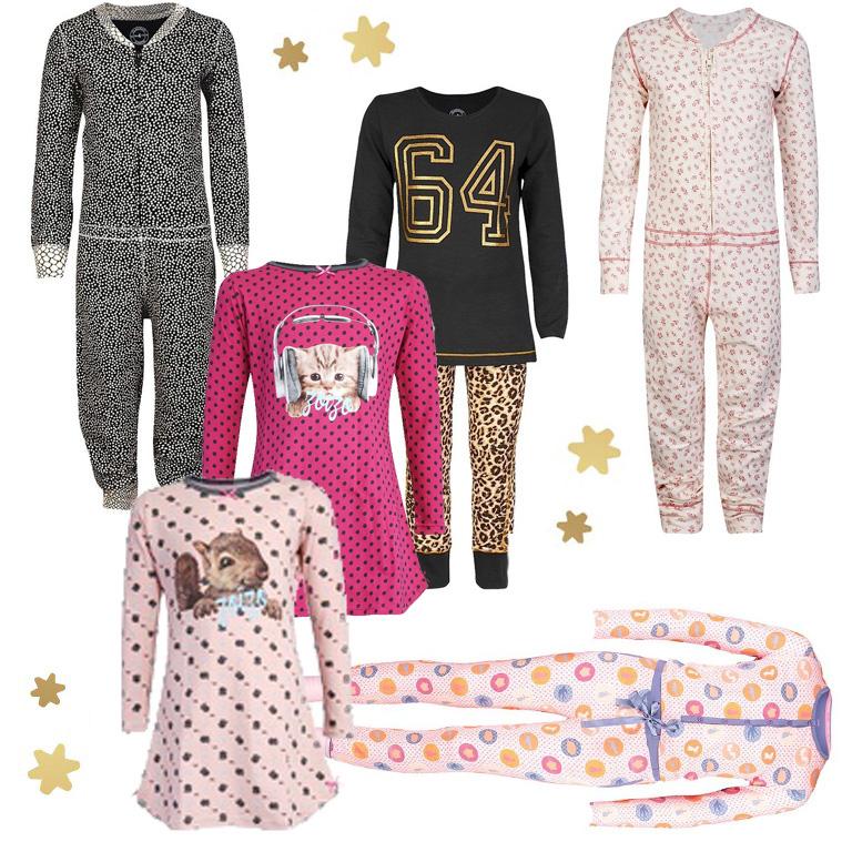 pyjama-party-meisjes-pyjamas