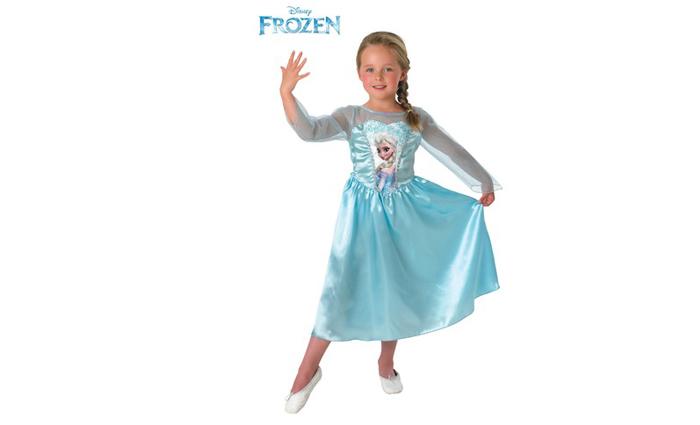 frozen verkleedkleding