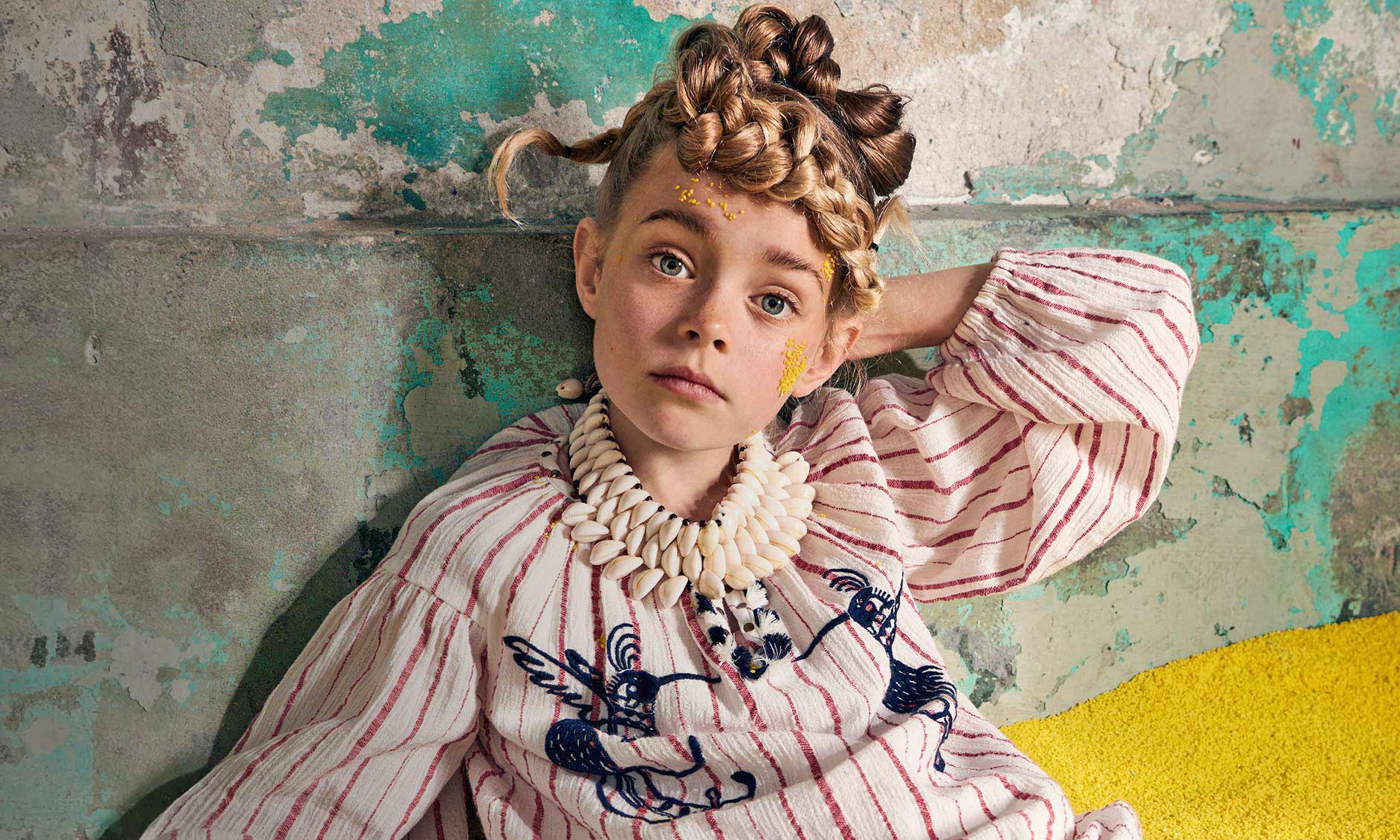 Citaten Zomer 2017 : Kindermode trends zomer girlslabel
