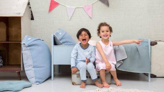Koeka, pyjama koeka, meisjes pyjamas