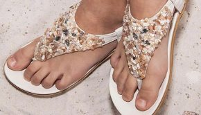 Just jools, justjools, meisjes slippers, meisjes sandalen
