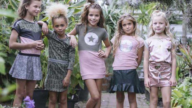 like flo kinderkleding, LIKE FLO, like flo meisjeskleding, hippe meisjeskleding, kindermode zomer 2018, meisjesjurkjes