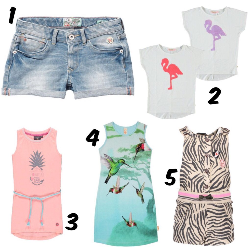 top5 zomeroutfit