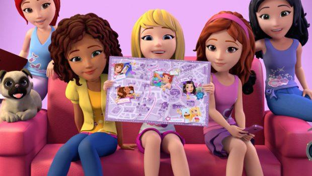 lego friends seizoen 3