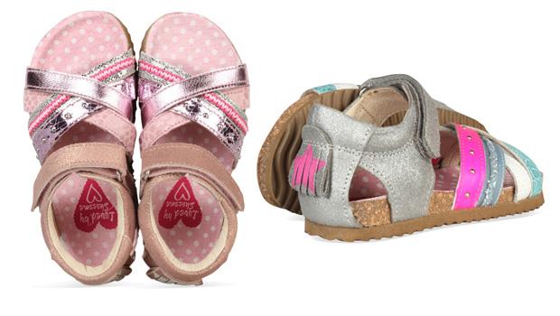 sandalen voor meisjes, meisjes sandalen, kindersandalen, shoesme sandalen