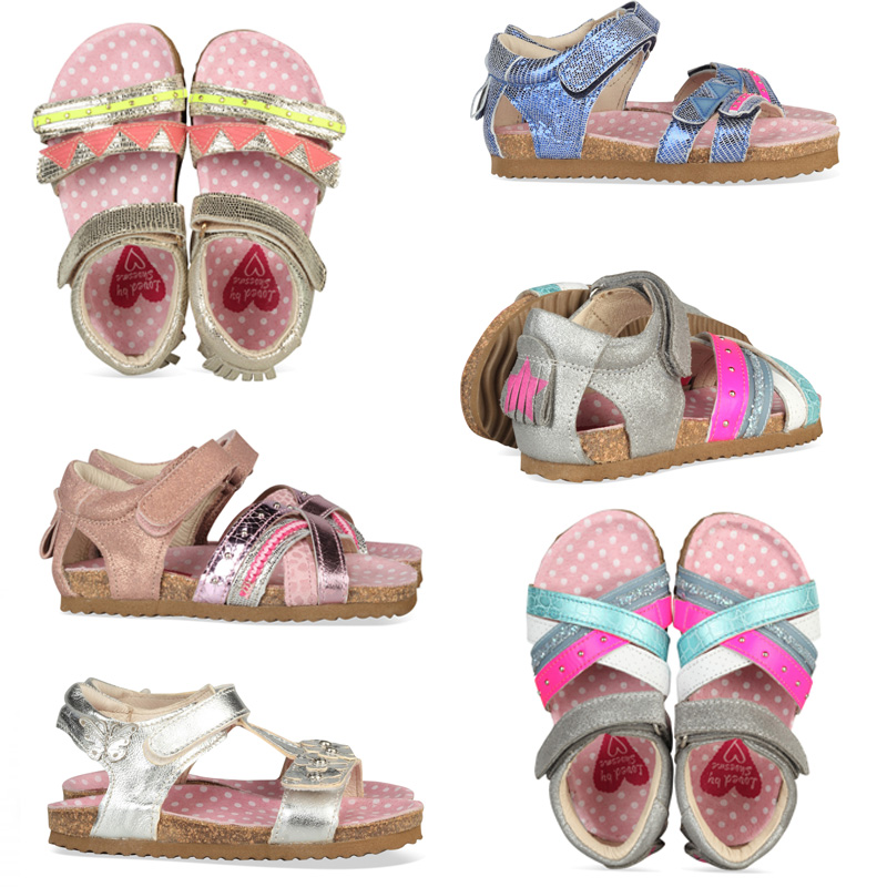 meisjes sandalen, kindersandalen, zomerschoenen, sandalen voor meisjes