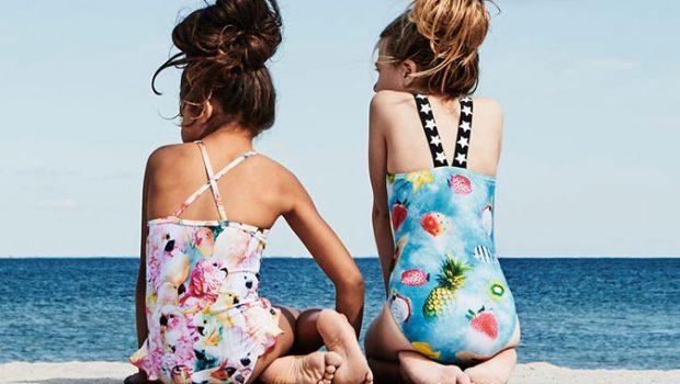 molo zwemkleding, molo badpakken, zwemkleding meisjes