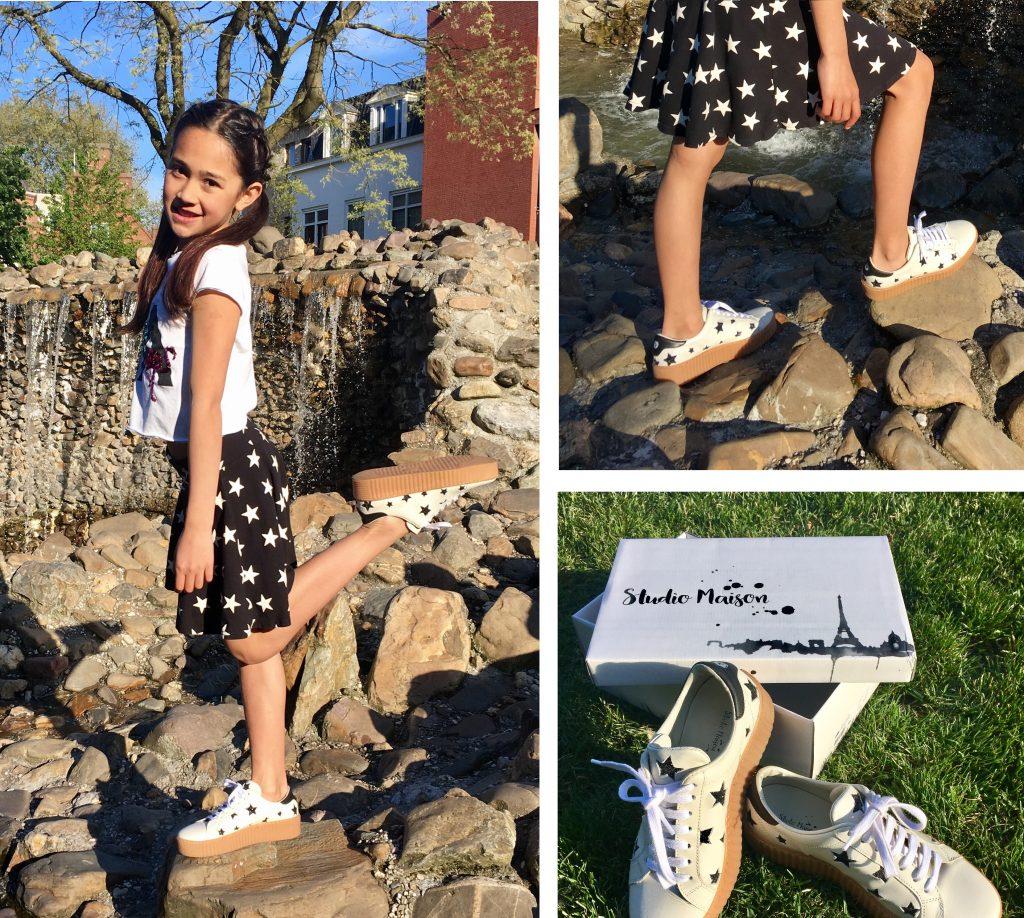 Fajah test Studio Maison schoenen