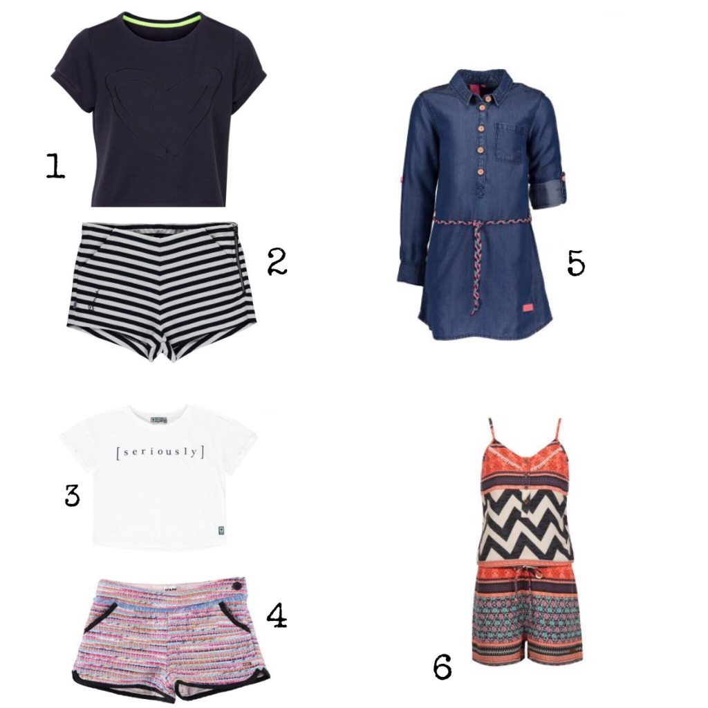 top 6 zomeroutfit