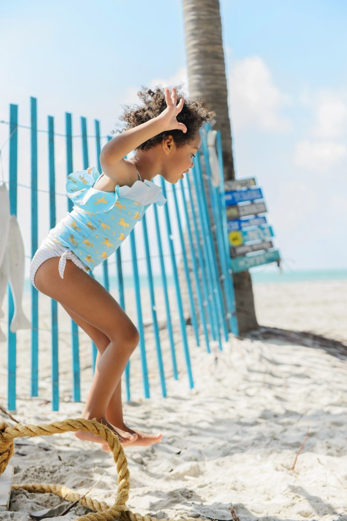 UV zwemkleding, UV beschermende zwemkleding