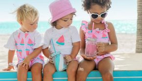 UV beschermende zwemkleding