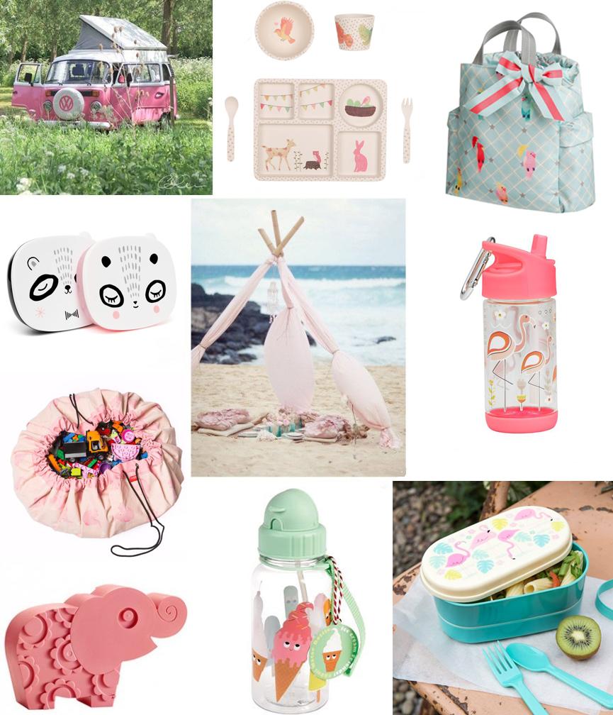 picknick met kinderen, kinder picknick, picknick feest, girlslabel, meisjes