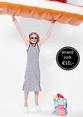 strandjurk, goedkope meisjeskleding