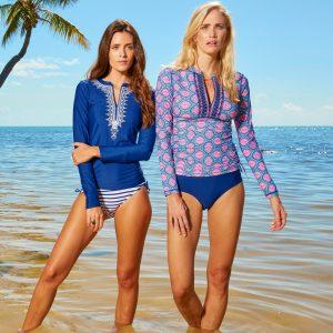UV zwemkleding voor vrouwen