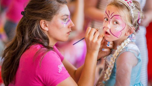 prinsessendagen, uittip girlslabel