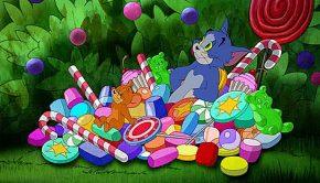 Tom & Jerry- Sjakie en de chocoladefabriek