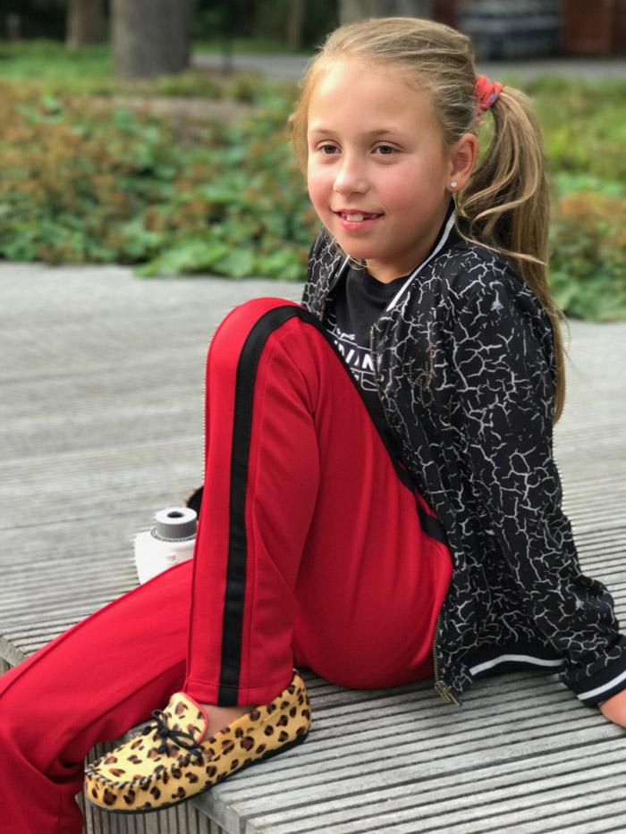 trendy meisjeskleding, indian blue jeans, kindermode review