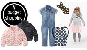 budget tip kinderkleding, goedkope meisjeskleding