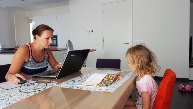 moeders met een eigen bedrijf