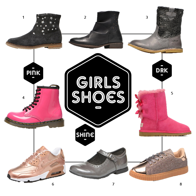 Hippe stappers voor hippe girls!