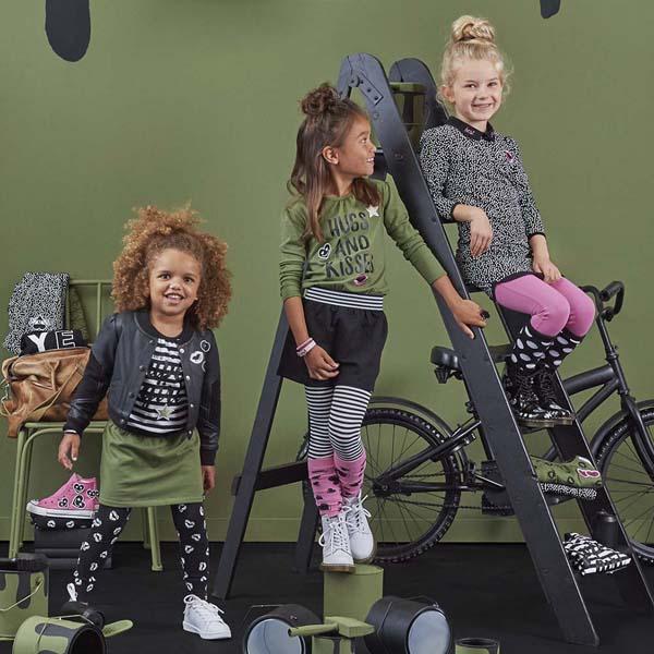 z8 nieuwe collectie, stoere meisjeskleding