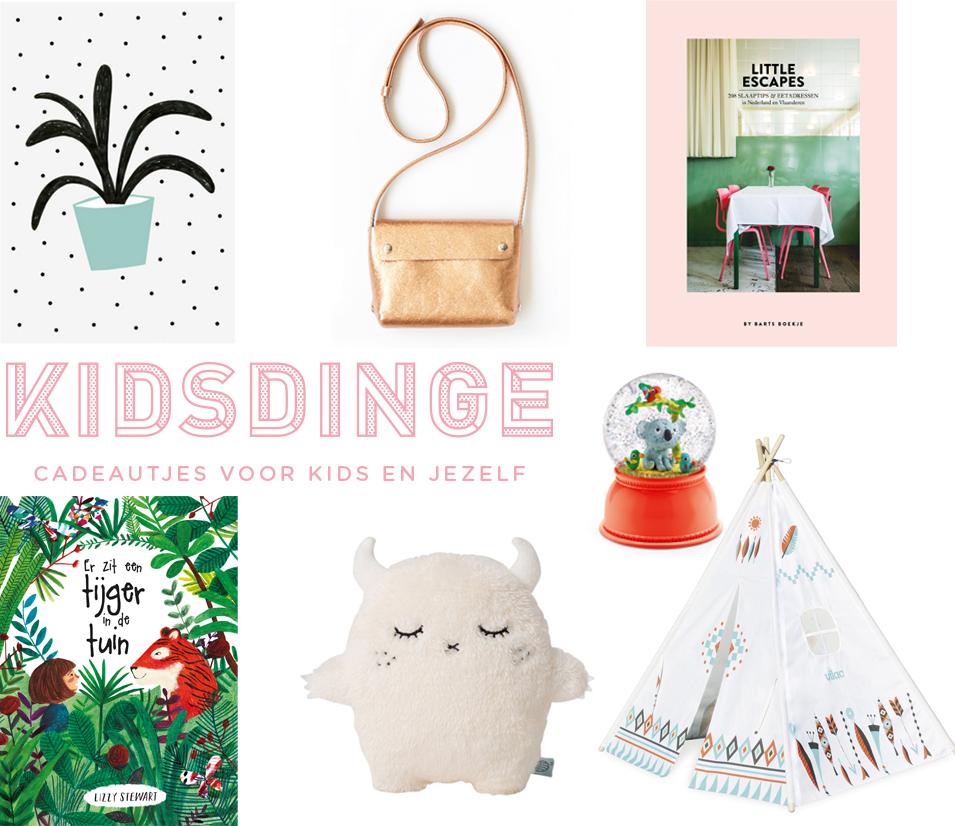 Kidsdinge, cadeautjes, origineel speelgoed