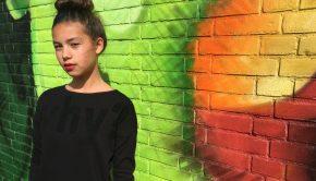 Esra in Nobell, Nobell review, nobell meisjeskleding, nobell kinderkleding