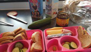 gezonde school lunch