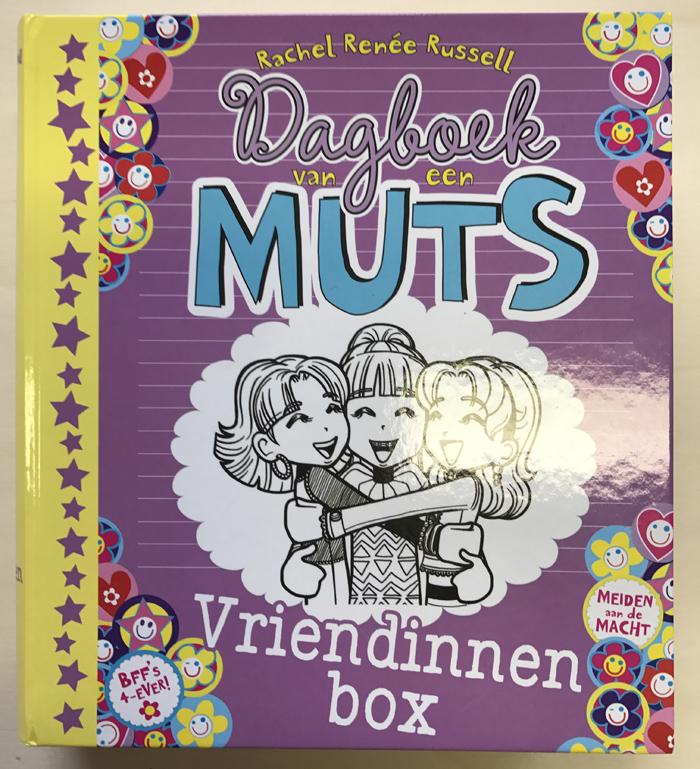 Dagboek van een muts vriendinnen box