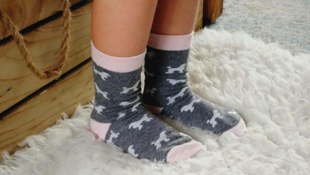 bonnie doon, hippe kindersokken, meisjes sokken