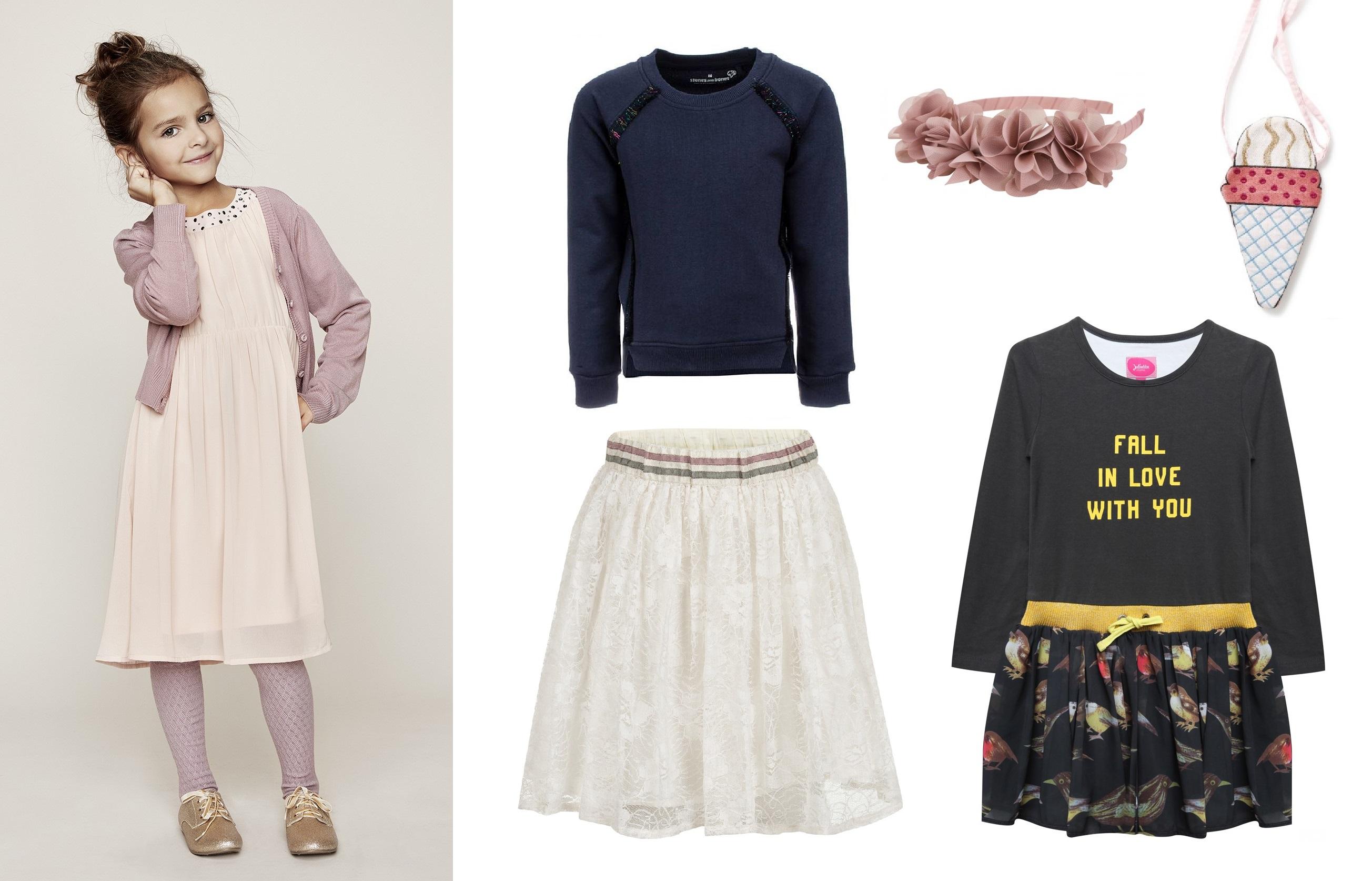 meisjes wintercollectie outfit inspiratie