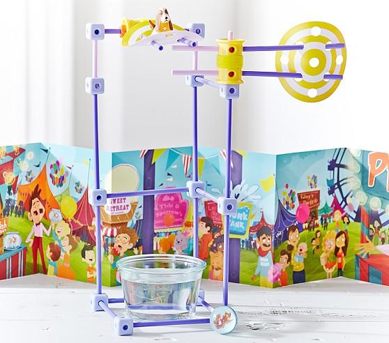 GoldieBlox, meisjespeelgoed, technisch speelgoed