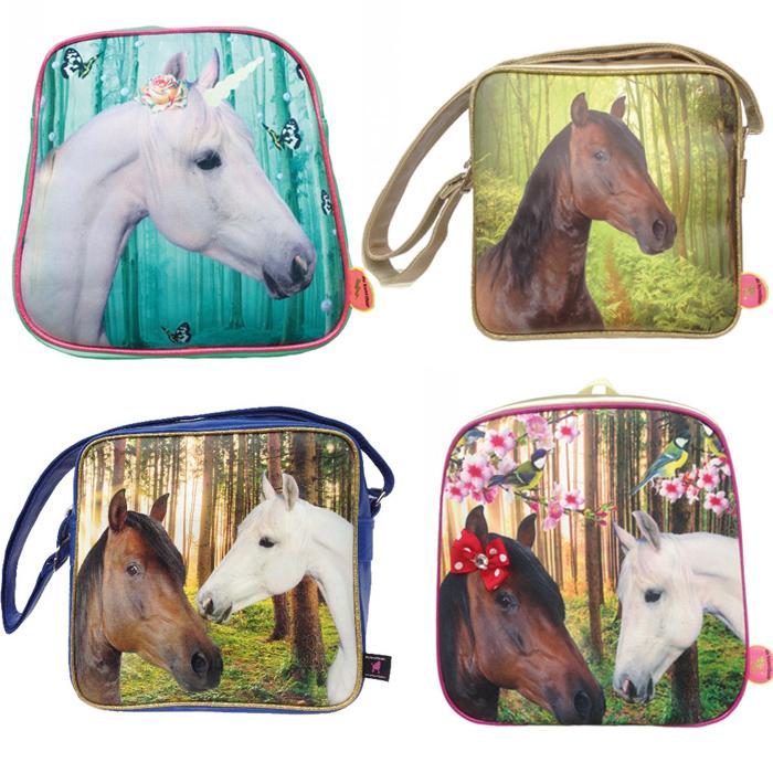 paardentassen, unicorntassen, meisjestassen