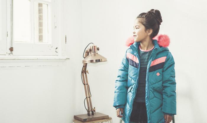 Hippe Warme Winterjas.Winterjassen Meisjes Hippe Winterjassen Voor Meisjes Girlslabel