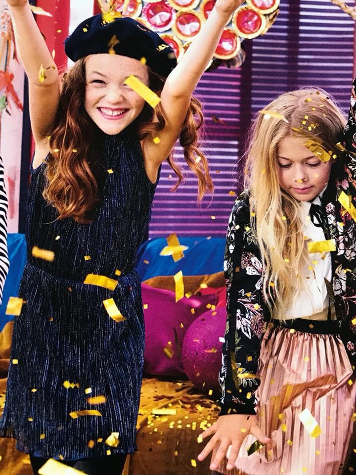 nette meisjeskleding, feestkleding meisjes, feestjurkjes meisjes