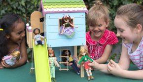 Lottie poppen, speelgoed poppen, poppenhuis, speelgoed en spel