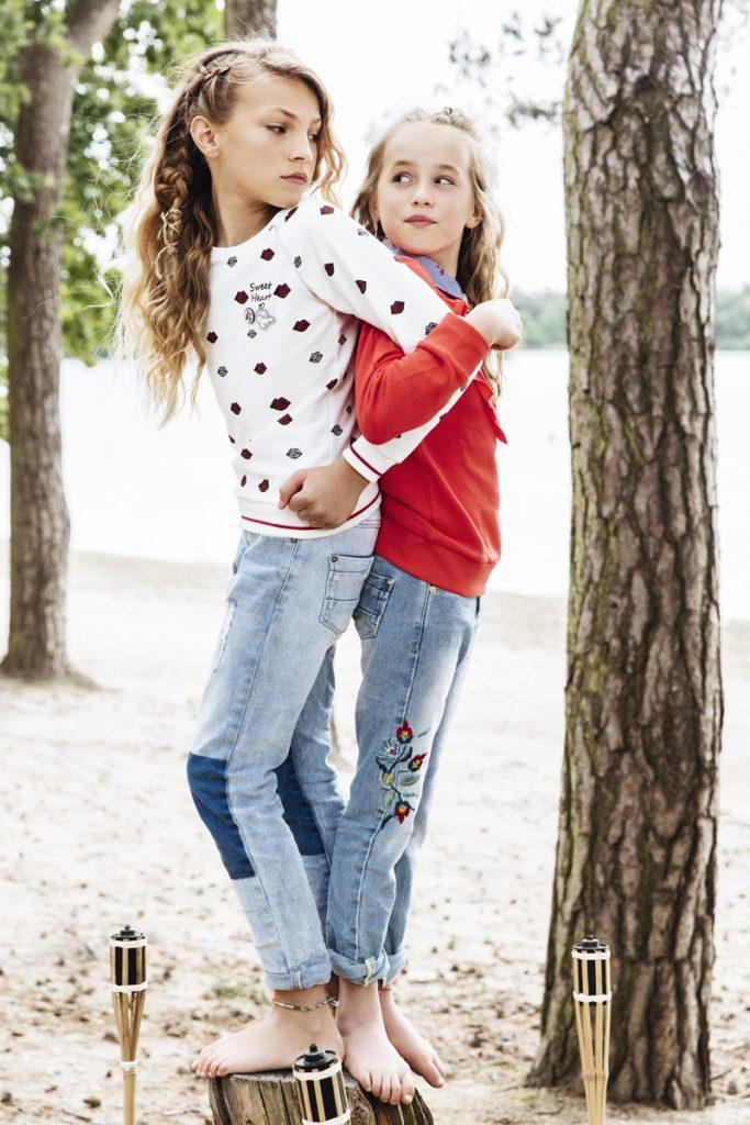 Indian BLue Jeans, zomerkleding meisjes