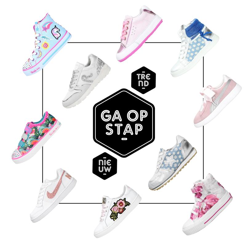 Meisjesschoenen 2018, schuurman schoenen, girlslabel