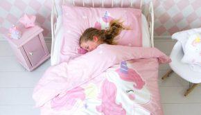 unicorn slaapkamer, meisjeskamers