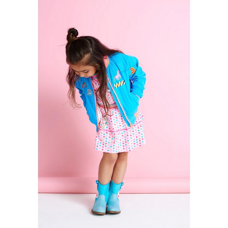 meisjes zomerjas, zomerjassen voor meisjes, mimpi zomerjas