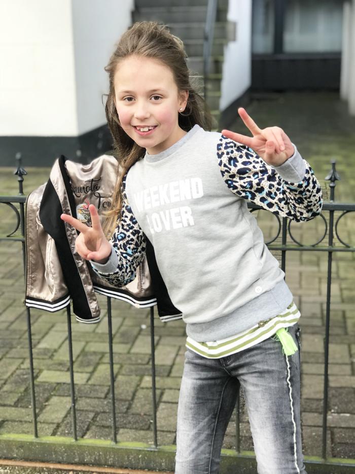 Indian Blue Jeans IBJ Zomer 2018 Stoere Meisjeskleding - Girlslabel