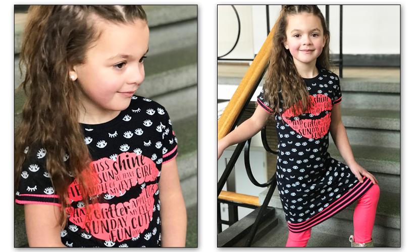 O'Chill 2018, meisjesjurkjes, Outfit of the day meisjes