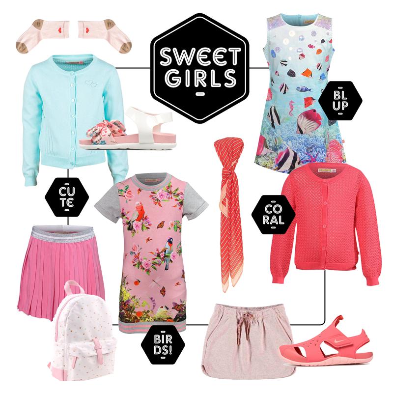 get the look, someone kinderkleding, bomont, meisjeskleding zomer 2018