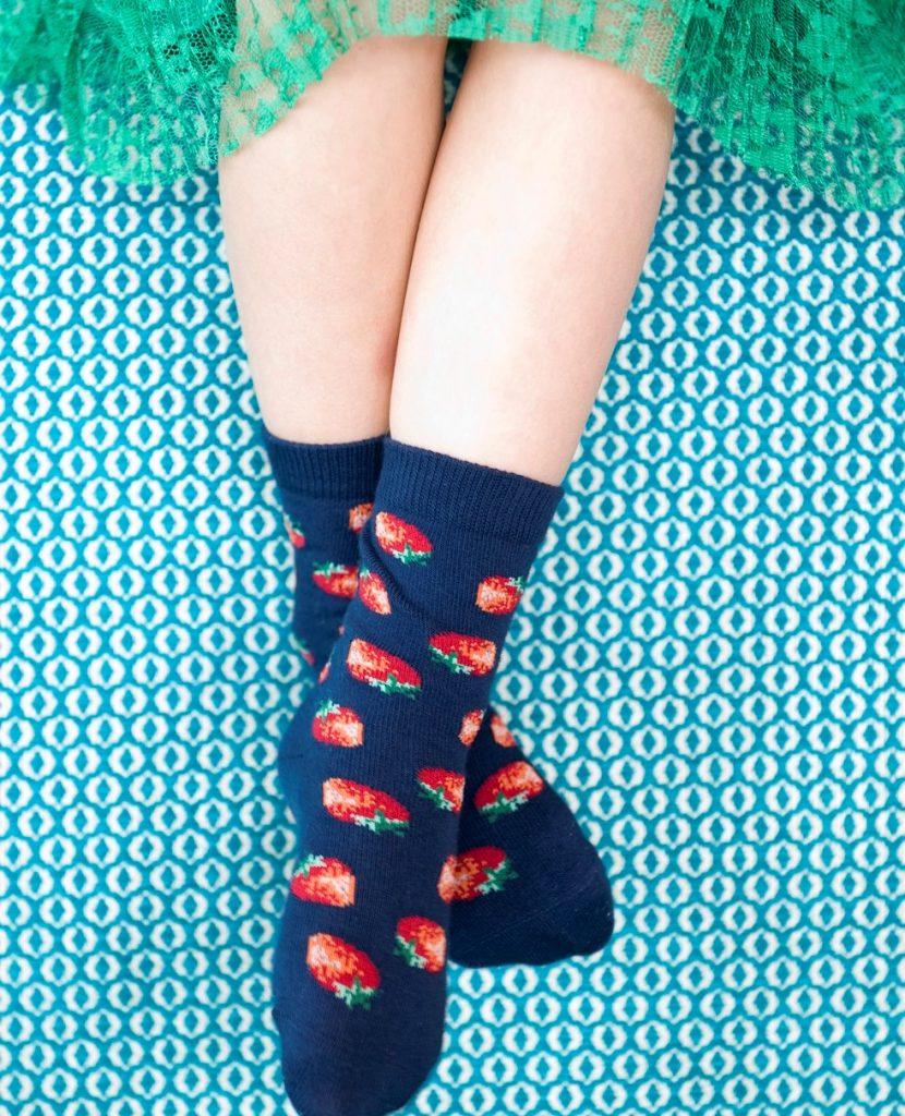 trend sokken, bonnie doon, kindermaillot, kindersokken, trend sokken