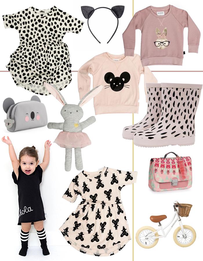 trendy baby en kinderaccessoires, webshop de gele flamingo, huxbaby, hippe kinderkleding, hippe kinderaccessoires