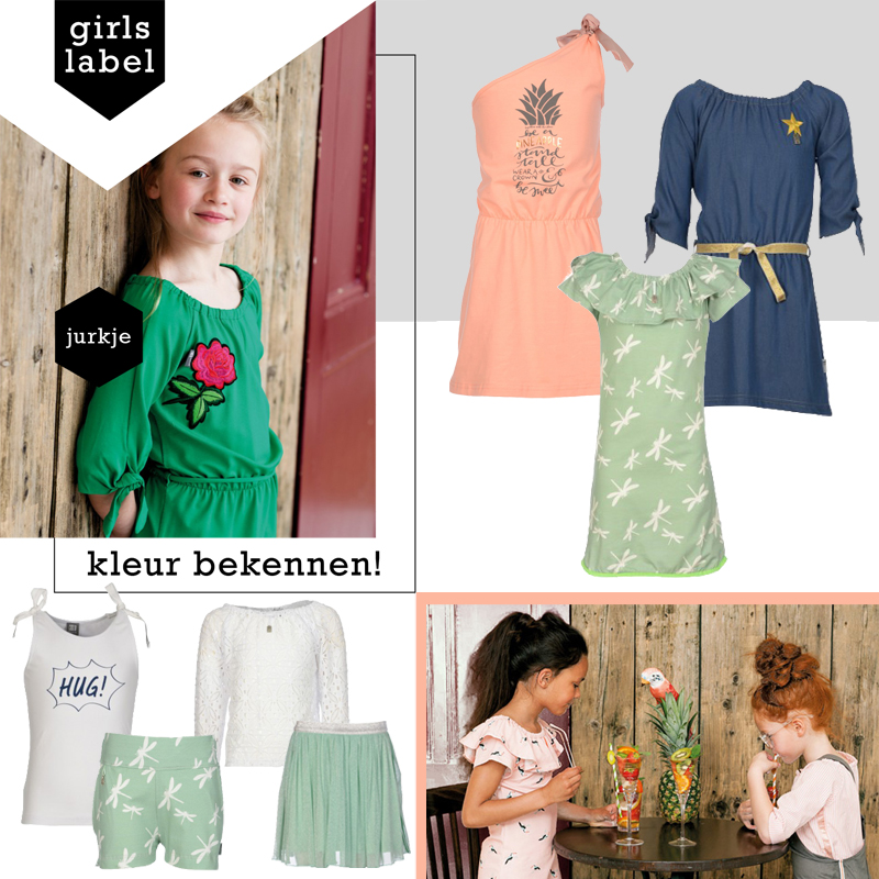 KIE-STONE, get the look meisjes
