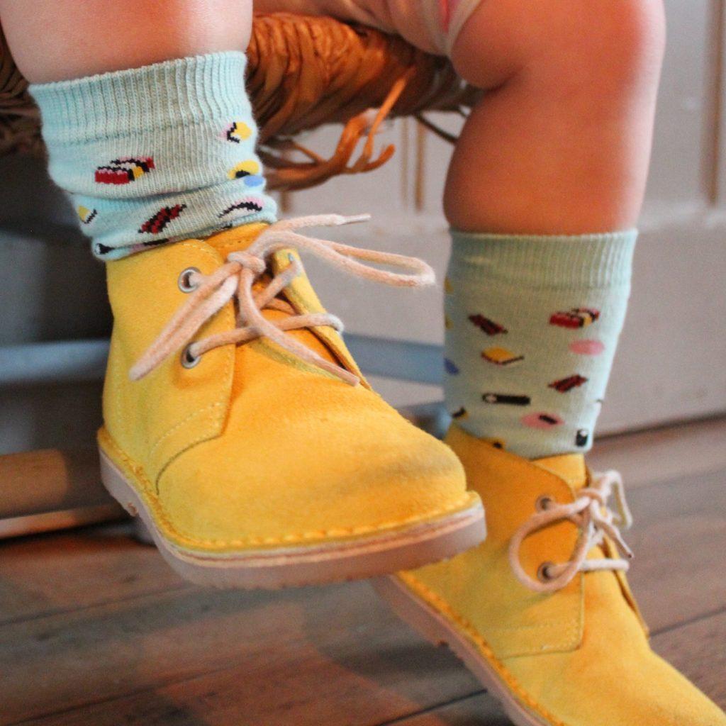 meisjes sokken, meisjes kniekousen, bonnie doon